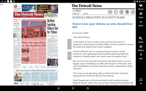 Download The Detroit News eEdition 2.9.05 APK For Android