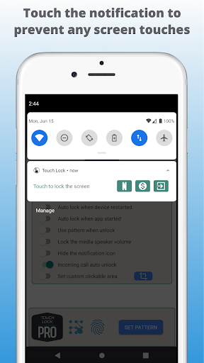 Download Touch Lock - No Ads, No Root 1.1.101 APK For Android