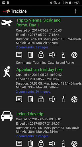 Download TrackMe - GPS Tracker 5.1.0 APK For Android