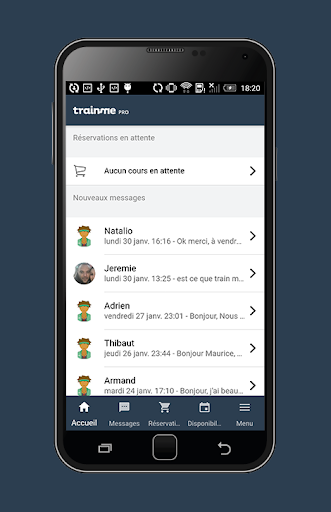 Download TrainMe PRO 2.17.0 APK For Android