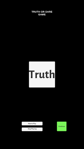 Download Truth or Dare   For All 0.5 APK For Android