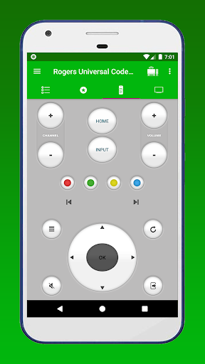 Download Universal codes for Rogers (Smart Control) 1.0.7 APK For Android