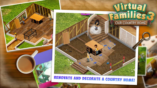 Download Virtual Families 3 0.4.10 APK For Android