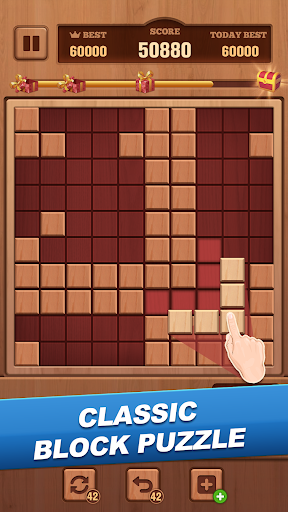 Download Woody Block - Classic Puzzle 1.0.5 APK For Android