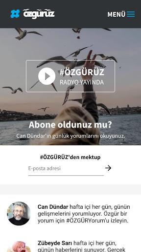 Download #ÖZGÜRÜZ Radyo 1.1.7 APK For Android