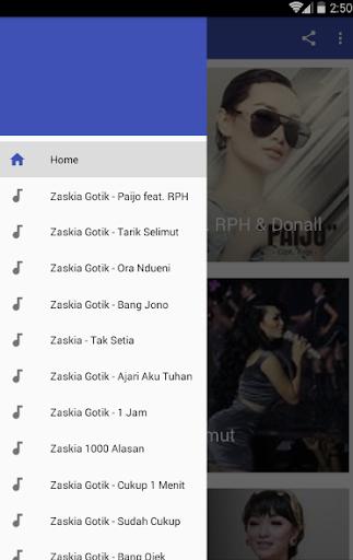 Download Zaskia Gotik Paijo 1.1 APK For Android