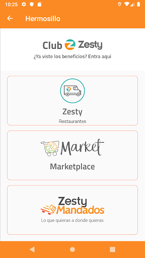 Download Zesty 5.0.3.1 APK For Android