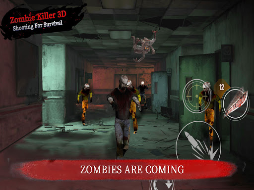 Download Zombie Killer 3D:Shooting For Survival 3 APK For Android