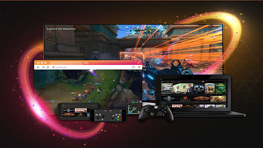 Download guide for Vortex Cloud Gaming 1.0 APK For Android