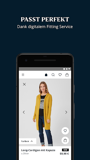 Download s.Oliver   Mode & Styles 5.4.0 APK For Android