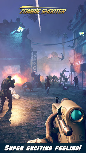 Download zombie shooting survive - zombie fps game 1.0.6 APK For Android