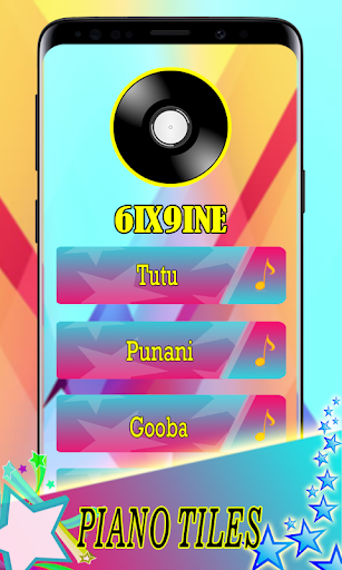 Download 6IX9INE 🦈 🎹 Piano game 2.0 APK For Android