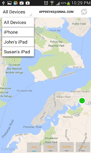 Download Find iPhone, Android Devices, xfi Locator Lite 1.9.0.6 APK For Android