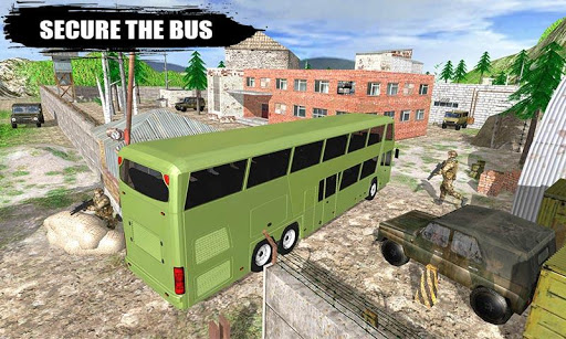 Download Offroad New Army Bus Game 2019 1.6 APK For Android
