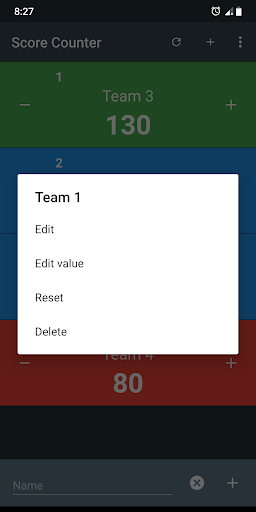 Download Score Counter 1.5 APK For Android