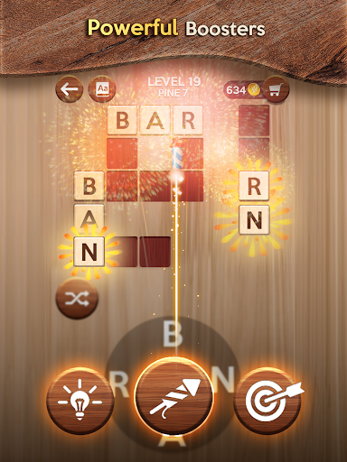 Download Woody Cross ® Word Connect Game 1.0.0 APK For Android