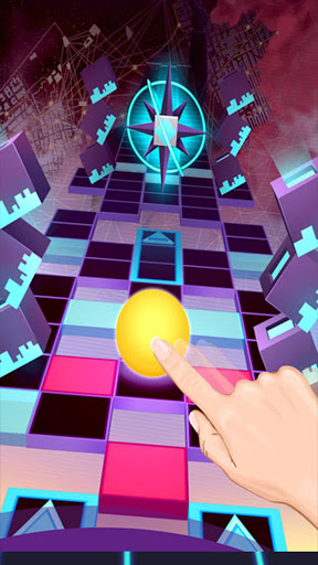 Download sky rolling balls Games 1.0 APK For Android