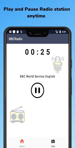 Download BBCRadio 1.6 APK For Android