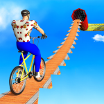BMX Cycle Stunts Game: Fearless Cycle Rider 2020 1.02 APK For Android