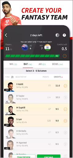 Download Dream 11 Experts Dream 11 Winner Prediction Guide 1 APK For Android