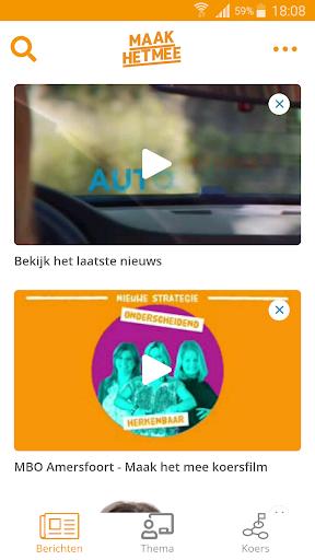 Download MBO Amersfoort - Maak het mee! 1.0.1 APK For Android