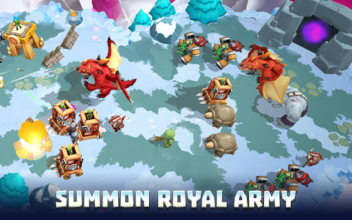Download Summon Revolt: Magic Battle 0.14.20 APK For Android