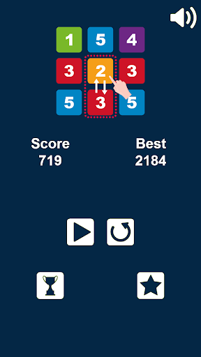 Download Swap n Clear Numbers: Match 3 Puzzle v1.1.0 APK For Android