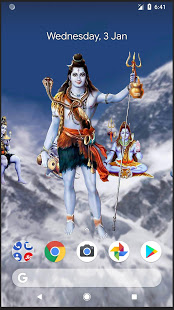 Download 4D Shiva Live Wallpaper 13.2 Apk for android