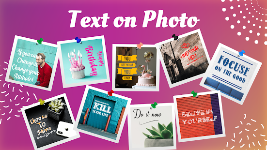 Download Add Text On Photo & Photo Text Editor: Texture Art 1.0.25 Apk for android