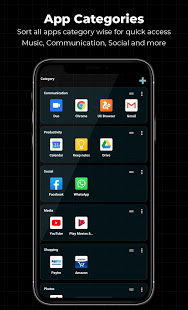 Download Alpha Launcher Free - No ads 10.7 Apk for android