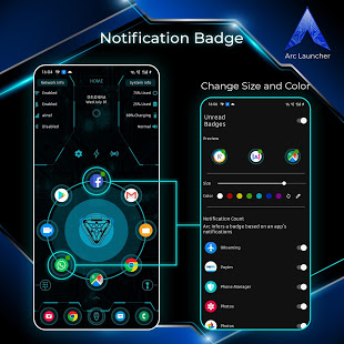 Download ARC Launcher® 2020 3D Launcher,Themes,App Lock,DIY 41.3 Apk for android