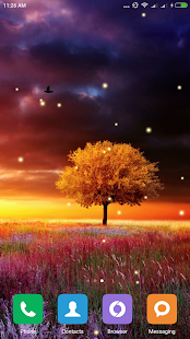 Download Awesome-Land Live wallpaper HD : Grow more trees 3.6.4 Apk for android