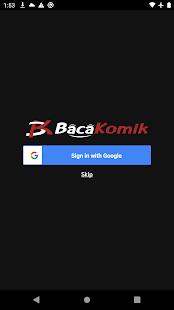 Download BacaKomik - Baca Manga & Webtoon Indonesia 1.3.3 Apk for android