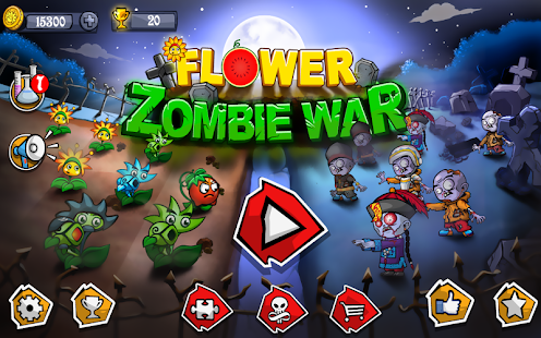 Download Flower Zombie War 1.2.0 Apk for android