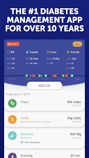 Download Glucose Buddy Diabetes Tracker 5.36.8003 Apk for android