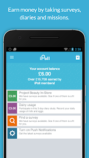 Download iPoll – Make money on surveys 3.21.5 Apk for android
