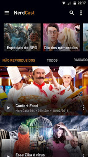 Download Jovem Nerd - Oficial 1.1.0 Apk for android