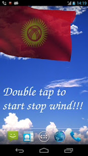 Download Kyrgyzstan Flag Live Wallpaper 4.2.5 Apk for android