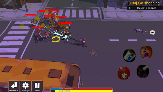 Download Last Resistance - Idle zombie RPG 0.2995 Apk for android