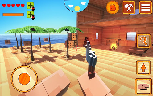 Download Multi Raft 3D: Survival Game on Island 2.4 Apk for android