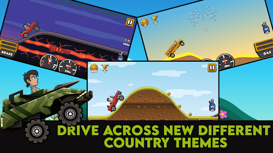 Download Offroad Hill Racing Fun - Mountain Climb Adventure 1.0.13 Apk for android