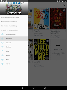 Download OverDrive 3.9.1 Apk for android