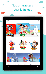 Download POPS KIDS - Edutainment, Cartoon & Children's song 4.0.1210 Apk for android