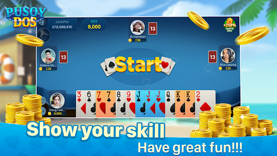 Download Pusoy Dos ZingPlay - 13 cards game free 2.12.04 Apk for android