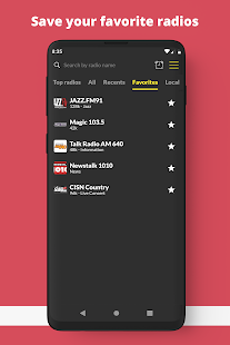 Download Radio Canada: Radio player App, Free FM Radio 1.9.37 Apk for android