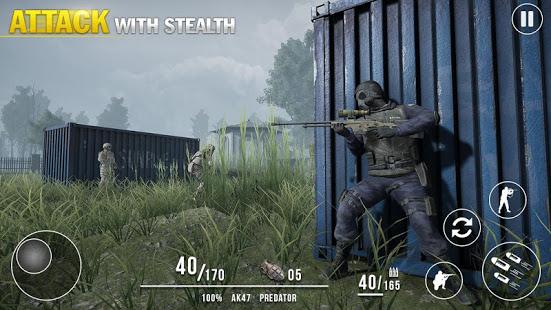 Download Sniper Gods Mode: Gun Shooting Sniper Games 2020 1.1.6 Apk for android