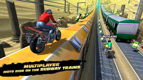 Download Subway Rider - Train Rush 4.2 and up Apk for android