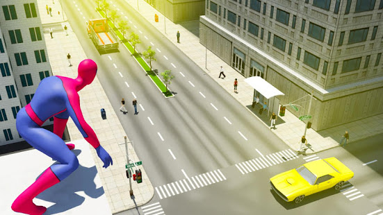 Download Super Spider hero 2018: Amazing Superhero Games 2.1 Apk for android
