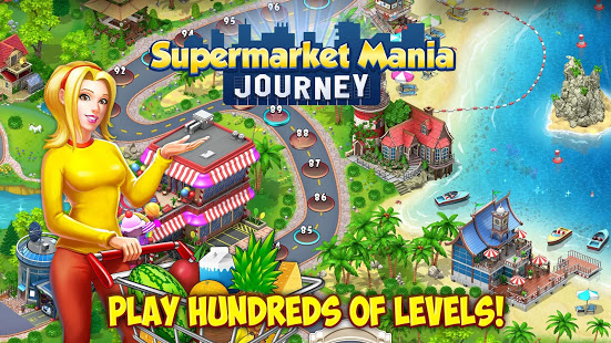Download Supermarket Mania Journey 3.9.1100 Apk for android