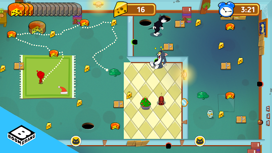 Download Tom & Jerry: Mouse Maze FREE 2.0.2-google Apk for android